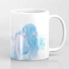 Mermaid Blue Coffee Mug