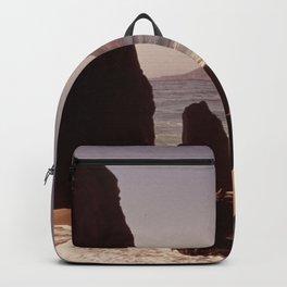 CALIFORNIA GARRAPATA BEACH NARA 543250 Backpack