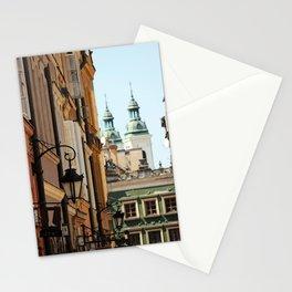 Warsaw Stationery Cards
