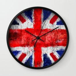 Union Jack - UK Wall Clock