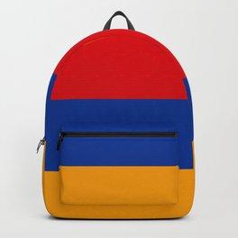 Armenia Flag Backpack
