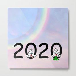 2020 - never ending story Metal Print