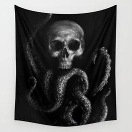 Skullapus Wall Tapestry