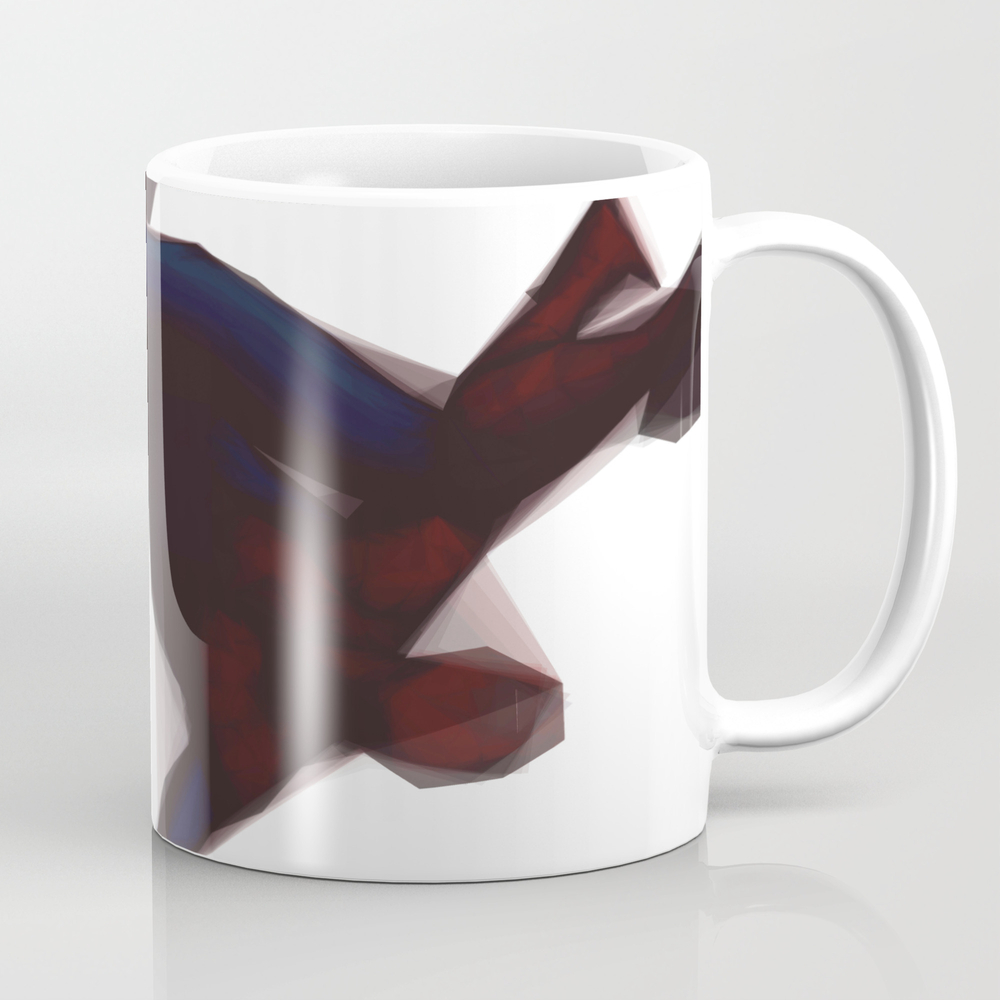 Spider-man Mug by Joshbelden MUG807469