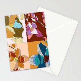Bloom Floral Stationery Cards
