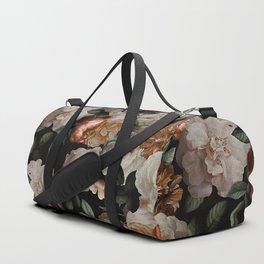 Golden Jan Davidsz. de Heem Roses Duffle Bag