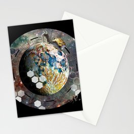 Time Taker Stationery Cards