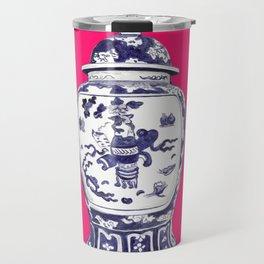 GINGER JAR PILLOW Travel Mug
