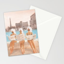 Hotel Morning Stationery Cards