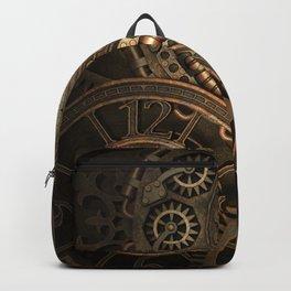 Steampunk Clockwork Backpack