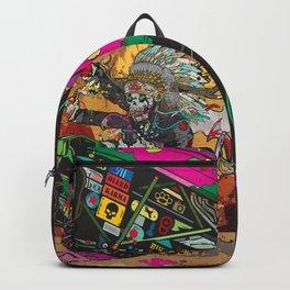 Wolves & Scandals Backpack