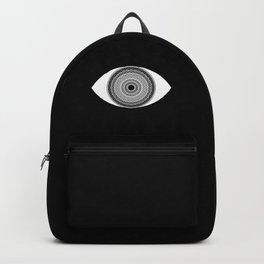 Stare Into The Abyss Backpack