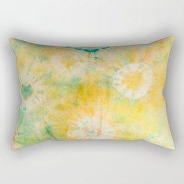 zen garden Rectangular Pillow
