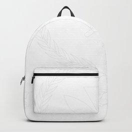 Hawaiian Islands Kanaka Maoli Backpack