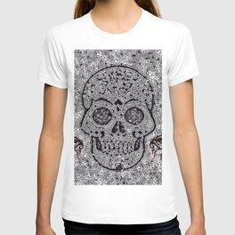 Mosaic Skull T-Shirt