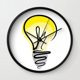Good Idea Wall Clock