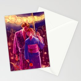 Matsuri Stationery Cards