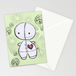 Mended Heart, Tiny Ragdoll Stationery Cards