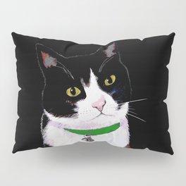 Tuxedo Cat Kissenbezug