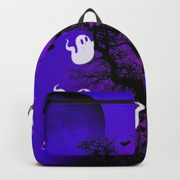 Spooky Candy Tree Backpack