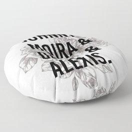 Schitts Creek. Johnny Moira David Alexis Rose apothecary. Rosebud motel gift Floor Pillow