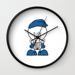"""""""Electrical Engineer Shirt"""" tee design.Perfect gift, reward or even dept shirt. Go get them now!  Wall Clock"""