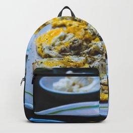 Beautiful Food by Louis Hansel Backpack