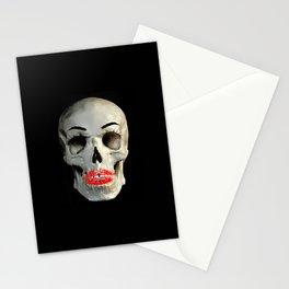 The vanity never dies - la vanità non muore mai Stationery Cards