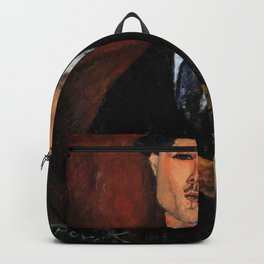Amedeo Modigliani - Paul Guillaume, Novo Pilota - Digital Remastered Edition Backpack