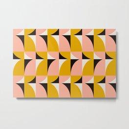 Modern Geometric_001 Metal Print