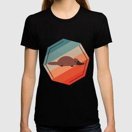 Platypus Colorful T-shirt