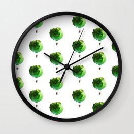 Iceberg Attack Wall Clock
