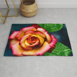 Beautiful Rose Rug