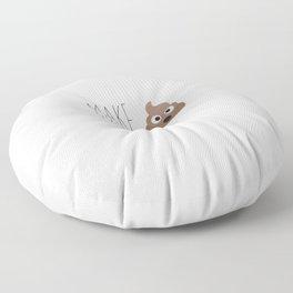 Make(rs). Floor Pillow