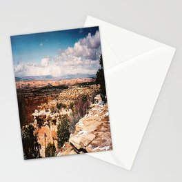 Range in the Sky Stationery Cards