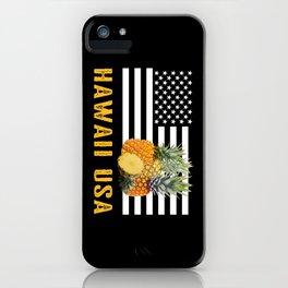 Hawaii, Pineapples iPhone Case