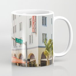 Ocean Drive Miami Coffee Mug
