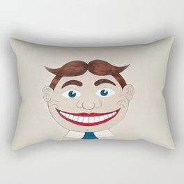 Tillie of Asbury Park NJ Rectangular Pillow