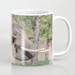 Hungry Hungry Elephant Coffee Mug