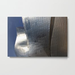 The Guggenheim Bilbao Metal Print