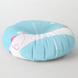 Pillow Talk Floor Pillow