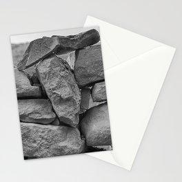 Stone pile Stationery Cards