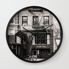 New York City Vintage Wall Clock