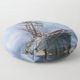 Regata Cutty Sark/Cutty Sark Tall Ship's Race Floor Pillow