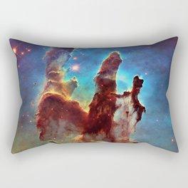 Hubble Telescope: Pillars of Creation Rectangular Pillow