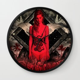 Gods & Monsters Wall Clock