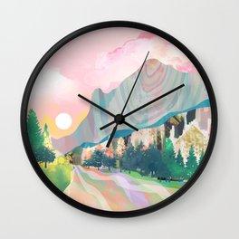 Mystic Canon Wall Clock