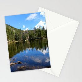 Serene Nymph Lake Stationery Cards