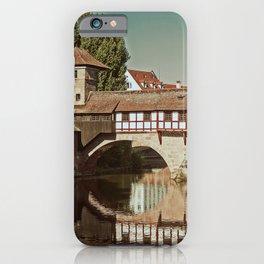Romantic Nuremberg iPhone Case