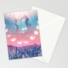 NOBODY, BABY, BUT YOU & ME Stationery Cards